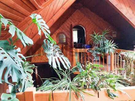 Idyllisch und besonders: Ehem. Kirche mit individuellem Flair und Garten in Buhlbach