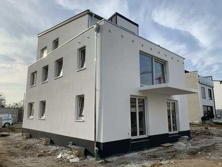Provisionsfreie Neubau-Gartenwohnung mit ca. 150 qm Garten in Westausrichtung direkt vom Eigentümer
