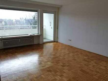 Zentrale 3-Zimmer-Wohnung mit Balkon in Memmingen