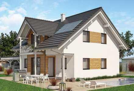 139 m² für die Familie - HAAS Einfamilienhaus -SCHLÜSSELFERTIG-inkl. Keller & Markeneinbauküche