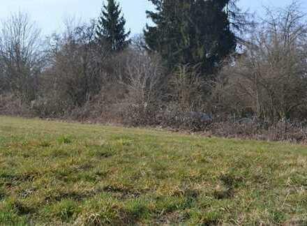 Grundstück im Wochenendgebiet Imserbühl