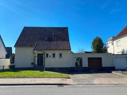 Einfamilienhaus mit schönem Grundstück in Theesen