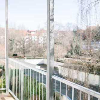 2-Zimmer Wohnung mit großem Balkon, Nähe Lindener Marktplatz - Kernsanierung 2019
