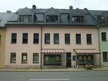 Wohn- und Geschäftshaus in Scheibenberg