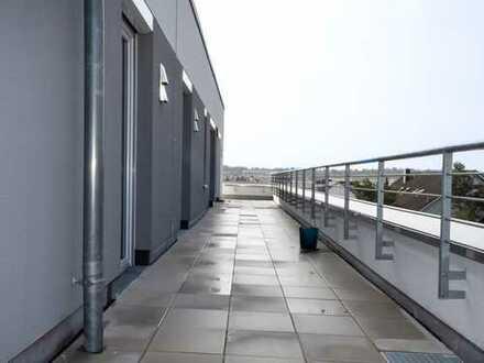 Exklusive 3-Zimmer-Wohnung mit Dachterrasse B.3.3