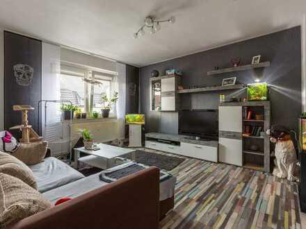 Wohnung mit Potential in aufstrebender Lage