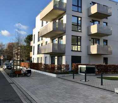 Mit Terrasse, Einbauküche und Tiefgaragenstellplatz!