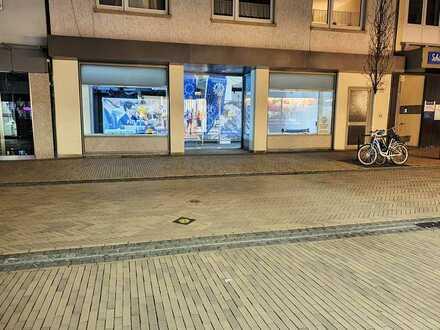 Nicht die Kö in D´dorf, aber immerhin die Lippestraße in Dorsten ;-)