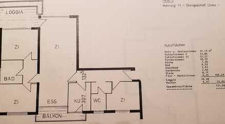 Schöne vier Zimmer Wohnung in Berlin, Grunewald (Wilmersdorf)