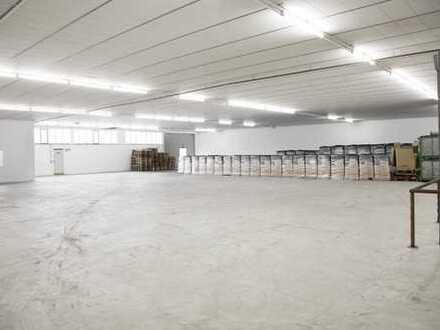 Beheizte Halle mit Büroeinbauten 730qm (Halle 3S)