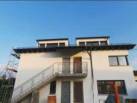 Neubau: 3-Zimmer Wohnung 77 qm inkl. 2 gr. Terrassen in Schwäbisch Gmünd-Lindach zu vermieten
