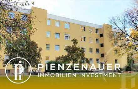 Gut geschnittene 4-Zimmer-Wohnung mit Westbalkon in ruhiger Lage