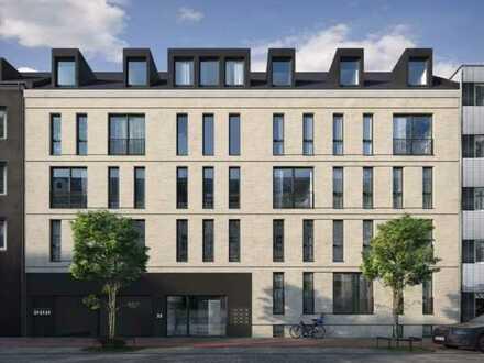Helle Neubauwohnung, Erstbezug, 3-Zimmer in Köln-Ehrenfeld