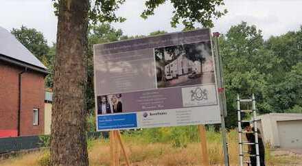 Baugrundstück mit positiver Baugenehmigung in Oberhausen Osterfeld-West