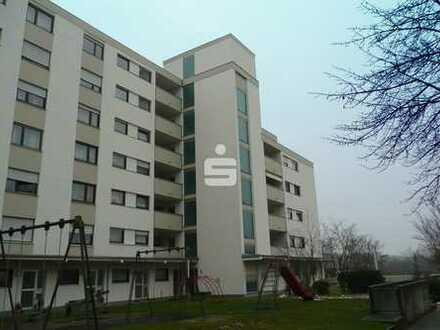 Einziehen und wohlfühlen - 2-Zimmer-Terrassenwohnung in Schweinfurt