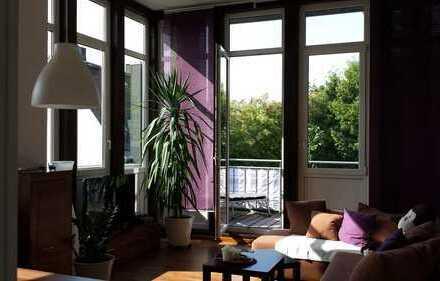 Einzigartige, hochwertige Galeriewohnung in Hof