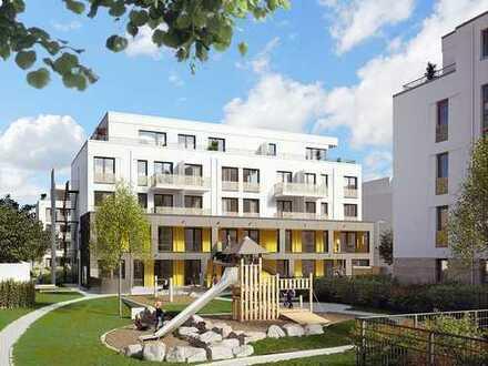 Wohnkomfort + Wohnqualität: Haus im Haus im Belsenpark