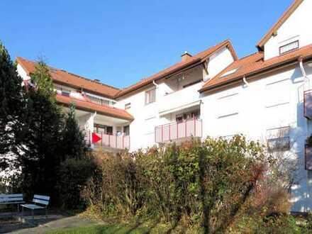 Senden TOP modernisierte 3-Zi.-Wohnung im 2. OG mit Balkon