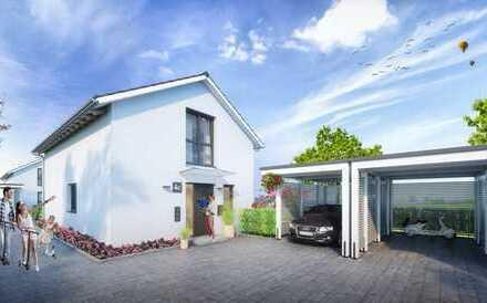 Haus 2 - TRUDERINGER WOHNTRAUM! Erstellung von drei Niedrigenergie-Einfamilienhäusern