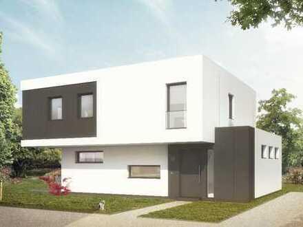 Individuell geplantes Einfamilienhaus mit Wärmepumpe in Stötteritz