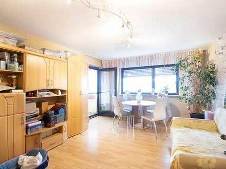 *Gemütliche 3-Zimmerwohnung mit Balkon in Stadtrandlage von Heilbronn-Frankenbach*