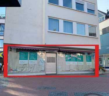 Ladenflächen in 1a-Lage in Backnang Fußgängerzone zu vermieten (Provisionsfrei)