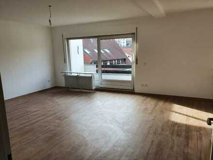 Ansprechende 2-Zimmer-Wohnung mit Balkon und Einbauküche in Lenzkirch