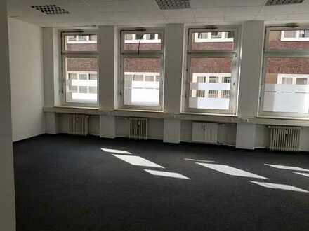 Zentral gelegene Büroflächen in der Innenstadt
