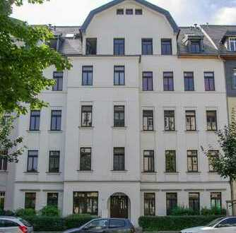 Singlewohnung in ruhiger Lage - grüner Innenhof mit Streuobstwiese