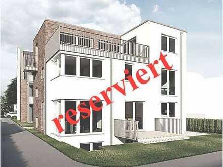Schicke Komfortwohnung im Erdgeschoss auf 2 Etagen im 2 Familienhaus