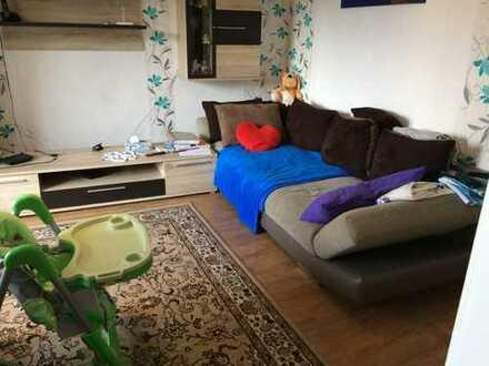 3-Zimmer-Hochparterre-Wohnung mit Balkon/Terrasse in Coesfeld