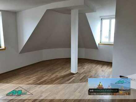 3 Zimmer DG Wohnung in Leipziger Westen