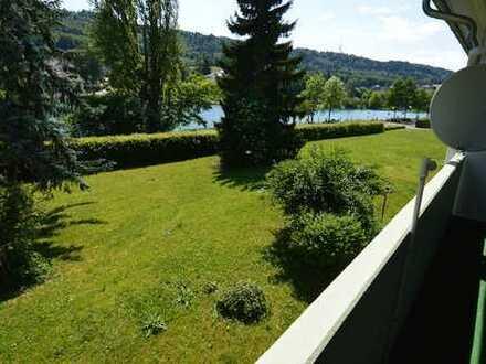 Nette 2 Zi. Whg. im 1.OG. mit Balkon und Sicht auf dem Rhein