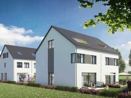 Schönes Doppelhaus - Östlich der Waldstraße!