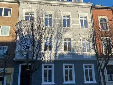 Sanierte 3-Zimmer Eigentumswohnung mit Balkon und Einbauküche sucht stilvollen Eigentümer