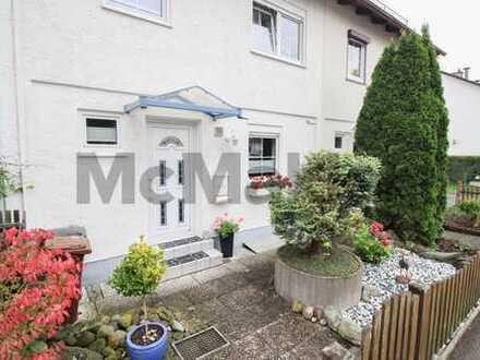 Schönes RMH mit Garten und Terrasse in zentrumsnaher Lage von Memmingen
