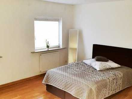 flexibel ab 1 Monat: Co-Living WG-Zimmer mit Wlan, Teilung Bad/Wc und Küche und Waschmaschine