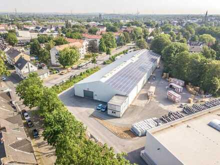 Attraktive Lagerfläche in Bochum Wattenscheid | sehr gute Anbindung an die A40 | RUHR REAL
