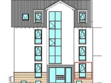 Neubau: Erdgeschoss 2-Zimmer-Komfort-Wohnung