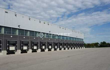 Region Moosburg & Freising: Neubau Logistikflächen - Erstbezug -