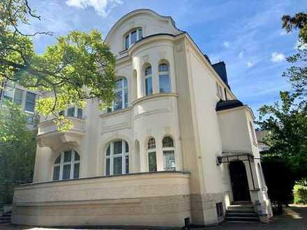 Denkmalgeschützte Villa an der Godesberger Allee zu vermieten