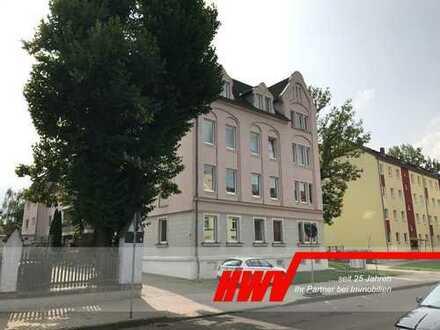 Gemütliche Erdgeschosswohnung mit Wohnküche und Balkon