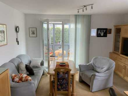 Toplage in Hilzingen; 2 Zimmer Küche und Bad; Erdgeschoßwohnung