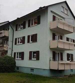 Schnuckelige 3-4 Zi-Wohnung mit bester Infrastruktur  schöne Aussicht inklusive