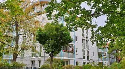 2-R-Wohnung mit Balkon in Dresden Striesen, nahe der Altstadt, sehr gute Kapitalanlage!