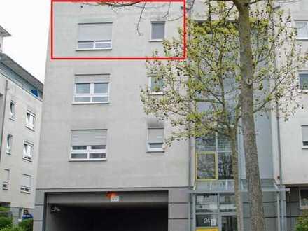 Sehr gut konzipierte 3-Zimmer-Eigentumswohnung mit Garagenplatz und Kellerraum in angenehmer Wohnlag