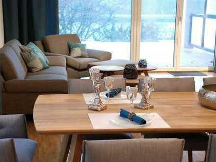 3-Zimmer-Wohnung mit Süd-West-Loggia in Oberneuland!