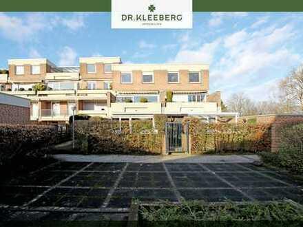 Gepflegte Maisonettewohnung mit Südbalkon auf Erbpachtgrundstück in Münster-Kinderhaus