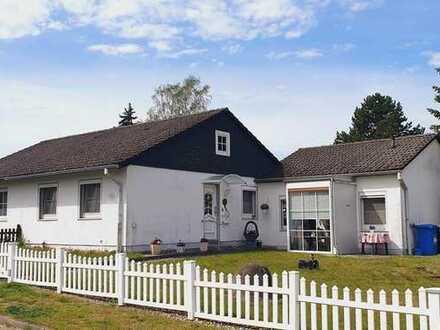 gemütliche Doppelhaushälfte in der Nähe der Elbe