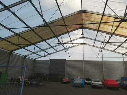 11_VH3583 Teilfläche einer Trockenbauhalle / Bad Abbach